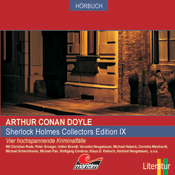 Sherlock Collectors Edition IX von Sir Arthur Conan Doyle
