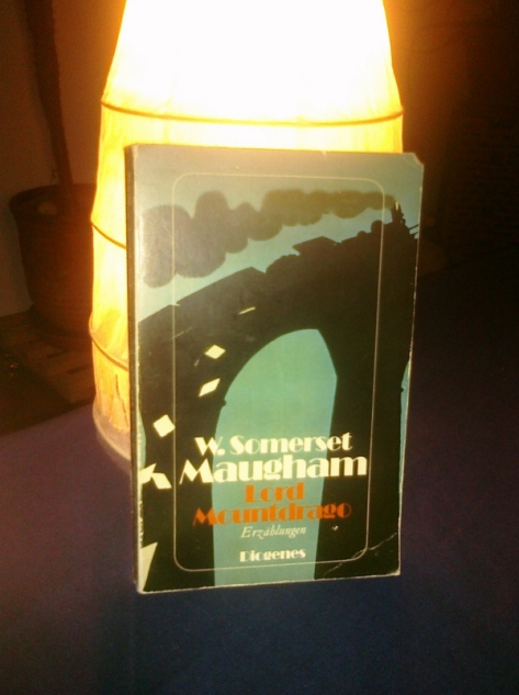 Lord Mountdrago - W. Somerset Maugham